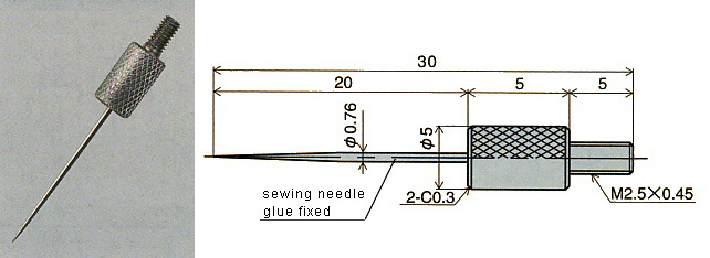 Needle Contact Point ; XT-5