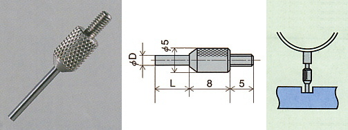 Needle Type Contact Point